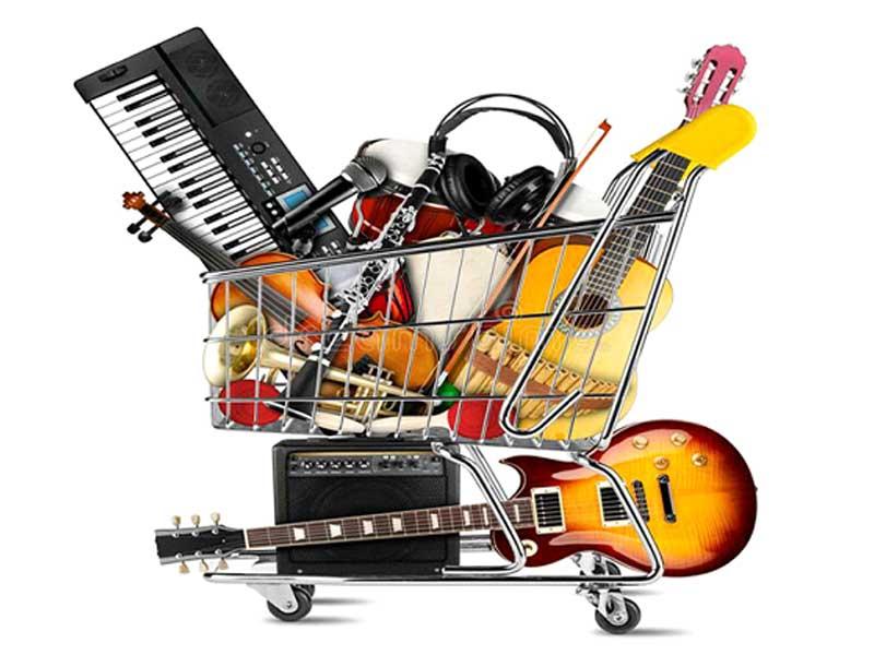 معرفی انواع سازهای موسیقی